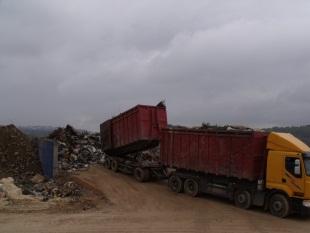 פינוי פסולת במכולות